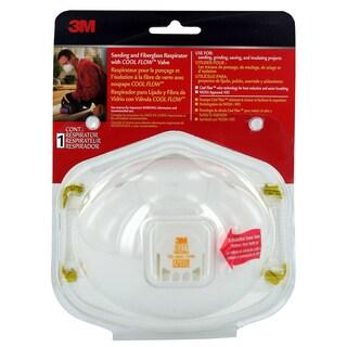 3M 8511HA1-C Sanding & Fiberglass Valved Respirator