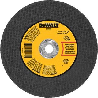 """DeWalt DWA3501 7"""" Cutting Wheel"""