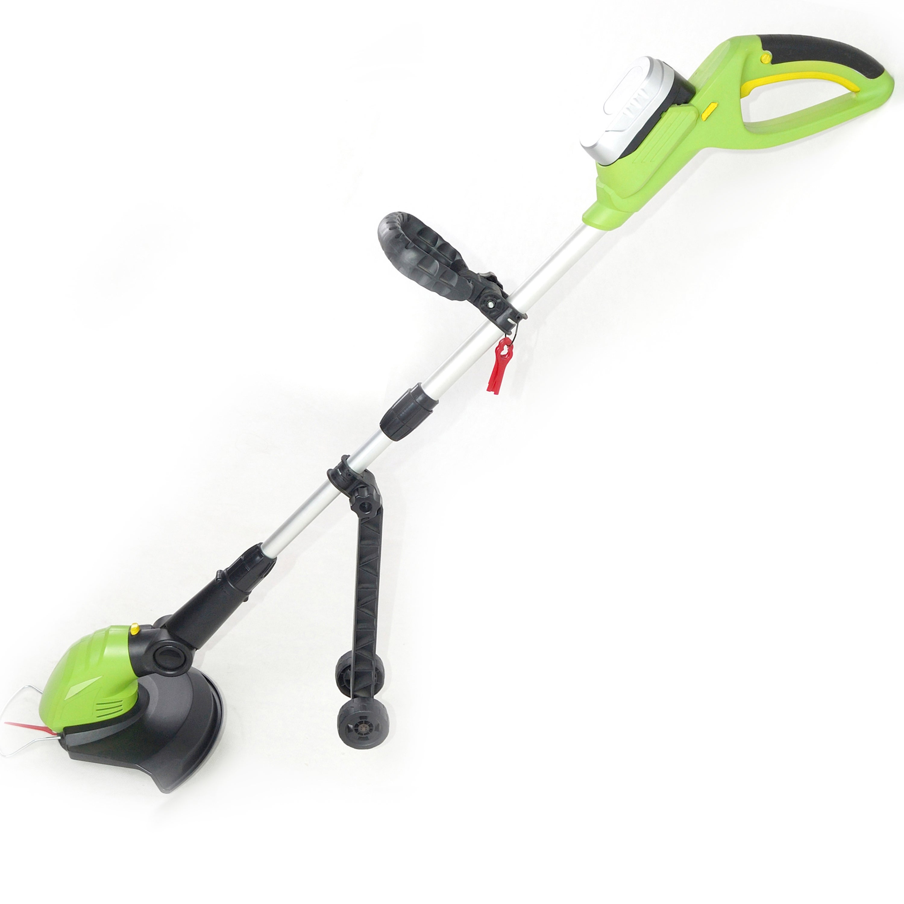 Pyle SereneLife PSLCGM25 Electric Cordless Grass Trimmer ...