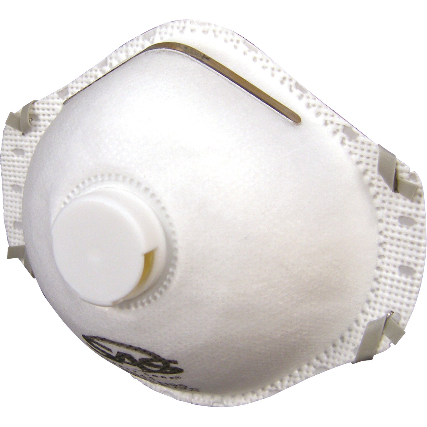 SAS Safety Corporation 8611 N95 Valved Particulate Respirator 10-count (Safety gear)