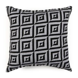 Journee Home 'IMPRINT' 17-inch Vintage Accent Throw Pillow