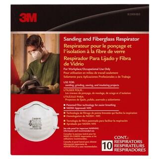 3M 8200HB1-C Sanding & Fiberglass Respirators 10-count
