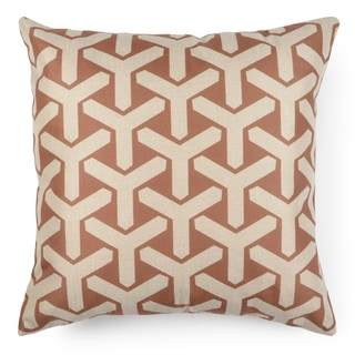 Journee Home 'TWIGGY' 17-inch Vintage Accent Throw Pillow