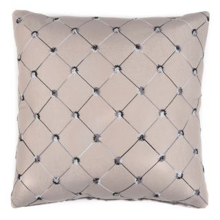 Journee Home 'ENGLISH TEA' 17-inch Vintage Accent Throw Pillow
