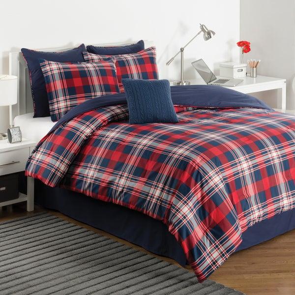 IZOD Brisbane 4-piece Comforter Set