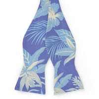 Tommy Bahama Men's Handmade Hawaiian Print Cotton Bow Tie