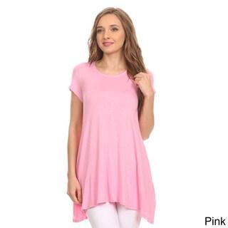 MOA Collection Women's Short Sleeve Shirt