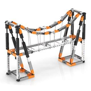 Engino STEM Mechanics Buildings and Bridges