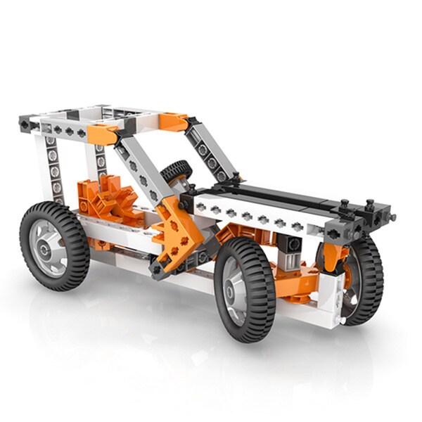 Engino STEM Mechanics Wheels Axles and Inclines