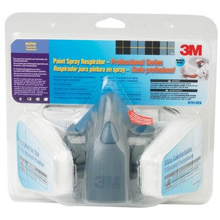 3M 7512PA1-A Professional Series Respirator Assembly With Case
