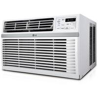 LG LW1516ER 15,000 BTU 115V Window-mounted Air Conditioner with Remote Control - White
