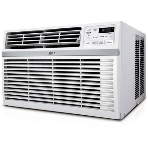 LG LW2516ER 24,500 BTU 230V Window-mounted Air Conditioner with Remote Control - N/A