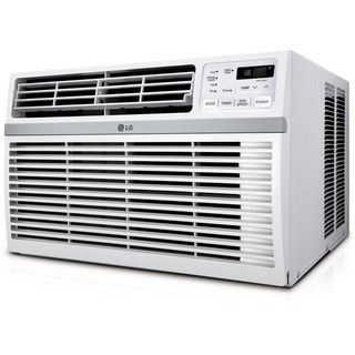 LG LW2516ER 24,500 BTU 230V Window-mounted Air Conditioner with Remote Control - N/A