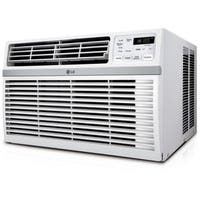 LG LW2516ER 24,500 BTU 230V Window-mounted Air Conditioner with Remote Control - White