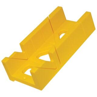 """Great Neck PMB12 12"""" Plastic Miter Box"""