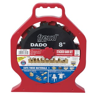 "Freud SD208 8"" Stacked Dado"