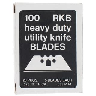 Allway Tools RKB100 100-count 3 Notch Utility Knife Blades|https://ak1.ostkcdn.com/images/products/11635923/P18569480.jpg?impolicy=medium