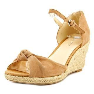 Nine West Women's 'Janelayne' Regular Suede Sandals