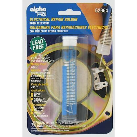Alpha Fry AM62964 Lead-Free Rosin Core Solder
