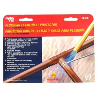 """Alpha Fry AM56850 6"""" x 8-1/2"""" Non-Asbestos Flame Protector"""