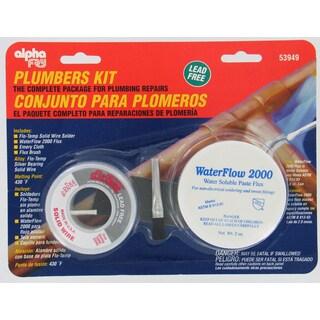 Alpha Fry AM53949 Plumber's Solder Kit