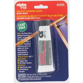 Alpha Fry AM42945 Flo-Temp Lead-Free Instant Plumbing Solder