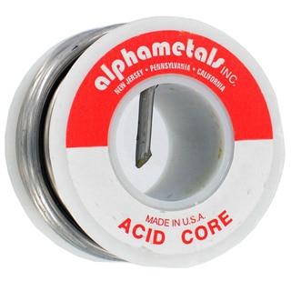 Alpha Fry AM22406 40/60 Acid Core Solider