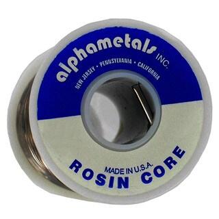 Alpha Fry AM13460 Rosin Core Solder & Dispensor