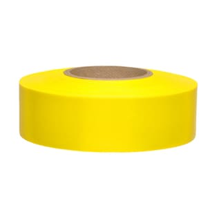 "Swanson CMYG15 1-3/16"" X 150' Yellow Flagging Role"