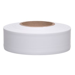 "Swanson CMW30 1"" X 200' White Flagging Tape"