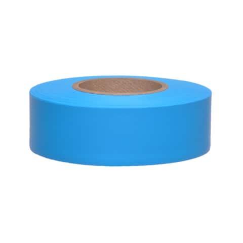 "Swanson CMBG15 1-3/16"" X 150' Blue Flagging Tape"