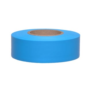 "Swanson CMBG15 1-3/16"" X 150' Blue Flagging Tape"