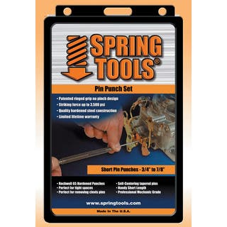 Spring Tools PPM503 4 Pc Spring Tools Pin Punch Assortment|https://ak1.ostkcdn.com/images/products/11636121/P18569660.jpg?impolicy=medium