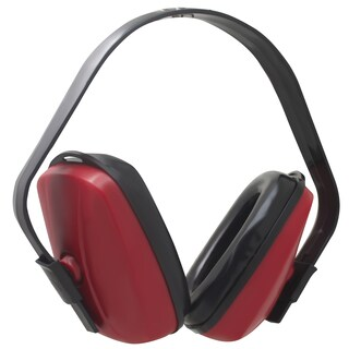 SAS Safety Corporation 6105 Standard NRR23 Earmuff Hearing Protection