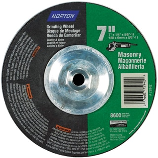 "Norton 75942 7"" X 14"" Grinding Wheel"