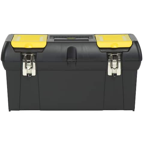 """Stanley Storage 024013S 24"""" Stanley Series 2000 Toolbox With Tray"""