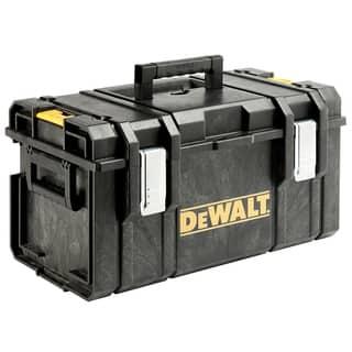 DeWalt DWST08203 Large Tough System Case https://ak1.ostkcdn.com/images/products/11636316/P18569831.jpg?impolicy=medium