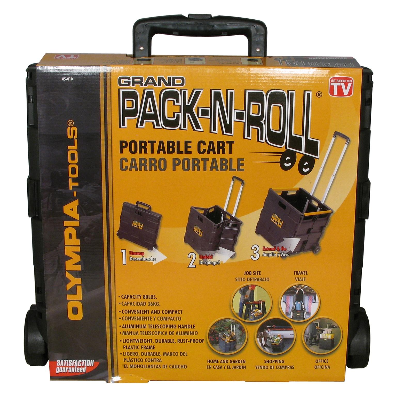 "Olympia Tools 85-010 18.5"" X 18.3"" X 3.3"" Black Portable ..."