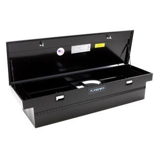 Lund 79150T Black Aluminum Full-Size Cross Bed Truck Box|https://ak1.ostkcdn.com/images/products/11636325/P18569838.jpg?impolicy=medium