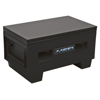 Lund 708036 Black Job Site Toolbox