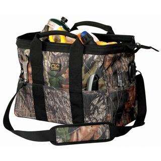 "CLC Work Gear 1165M 16"" Explorer Mossy Oak Bigmouth Tool Bag"