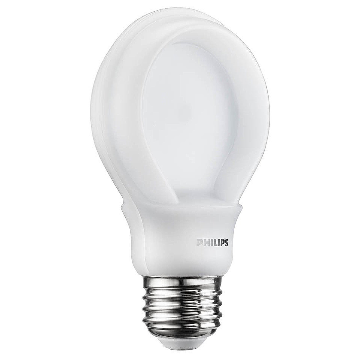 Philips 452789 13 Watt A19 Soft White SlimStyle Dimmable ...