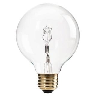 Phillips 433680 40 Watt EcoVantage G25 Decorative Bulb 3-count