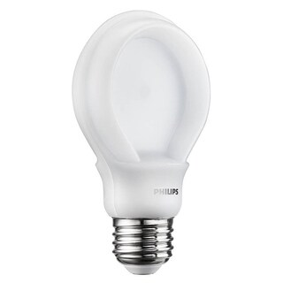 Phillips 433227 10.5 Watt A19 Soft White SlimStyle Dimmable LED Bulb