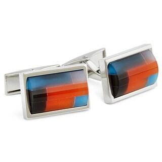 Multi Fiber Optic Cufflinks
