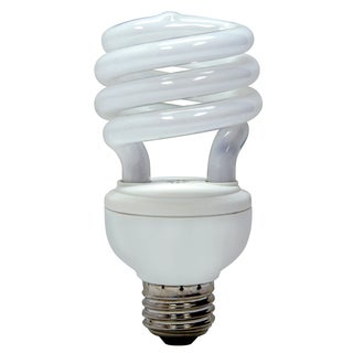 GE Lighting 97249 5-count Energy Smart General Purpose 20 Watt Spiral Bulb