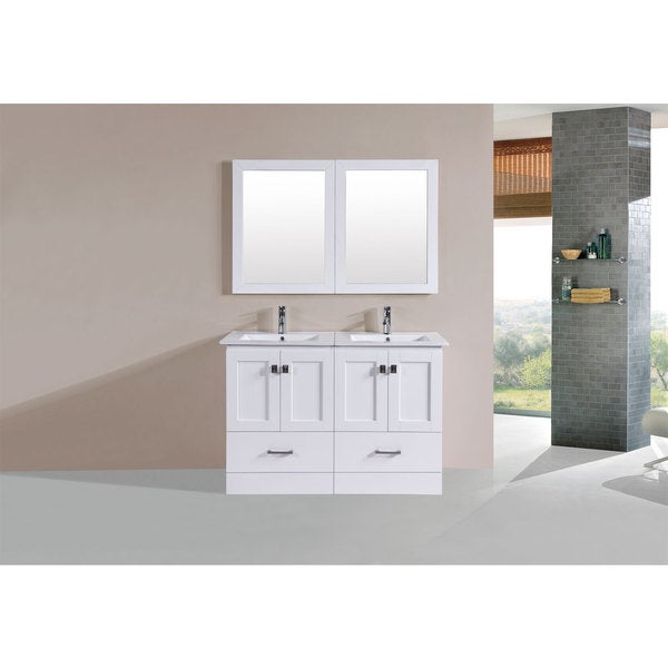 14 52 inch double bathroom vanity office star products espr