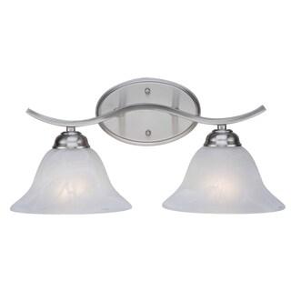 Bel Air Lighting CB-2826-BN 2 Light Pine Arch Wall Sconce