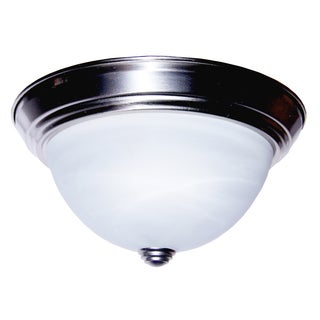 "Bel Air Lighting CB-13617-BN 11"" Flushmount Fixture"