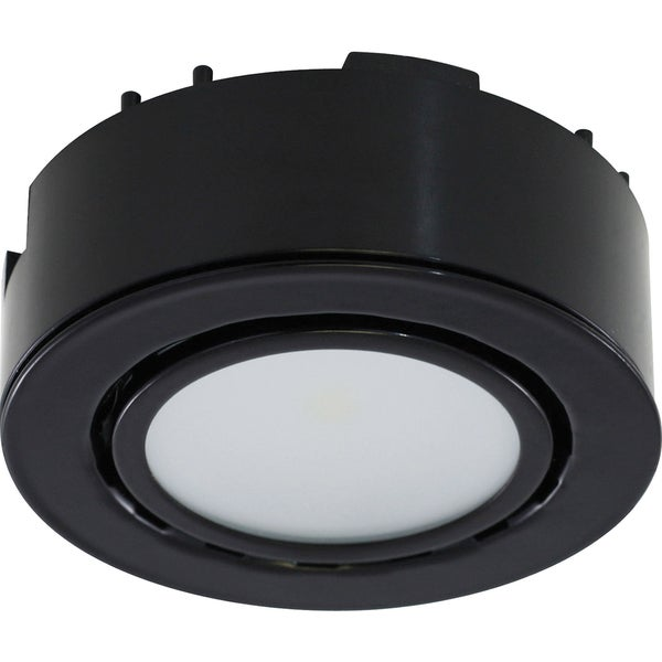Liteline Corporation Ucp Led1 Bk 12 Volt Black Led Puck Light